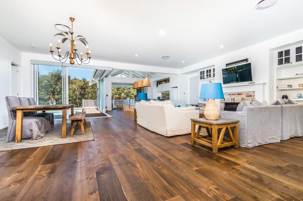 Hamptons Style Coastal Beach House Custom Design And